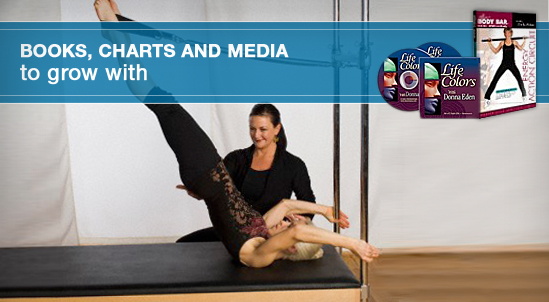 Books Charts and Media in Massage, Fitness and Spa