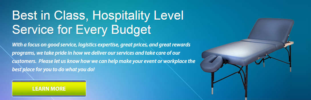 Best-In-Class, Hospitality Level of service to every customer